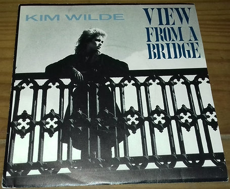 "Kim Wilde - View From A Bridge (7"", Single, Pus) (RAK)"