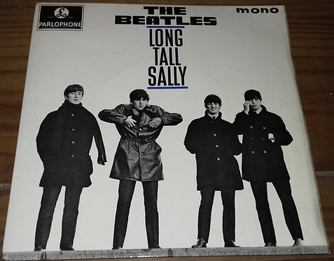 "The Beatles - Long Tall Sally (7"", EP, Mono, RP) (Parlophone)"