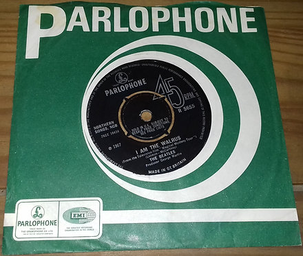 "The Beatles - Hello, Goodbye (7"", Single, Kno) (Parlophone)"
