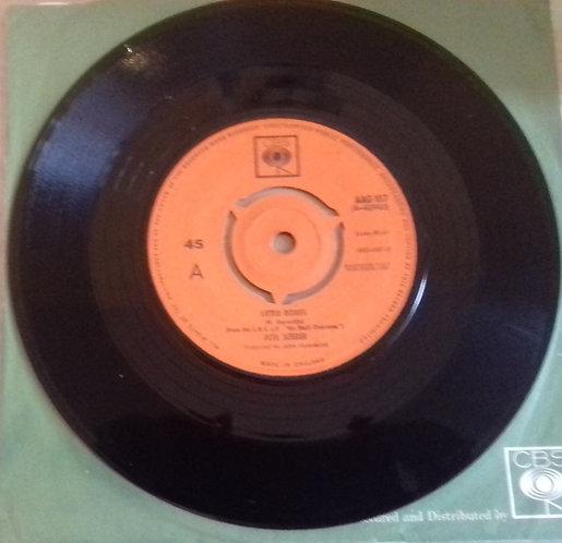 "Pete Seeger - Little Boxes (7"", Single) (CBS, CBS)"