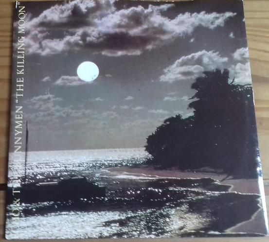 "Echo & The Bunnymen - The Killing Moon (7"", Single) (Korova, Korova)"