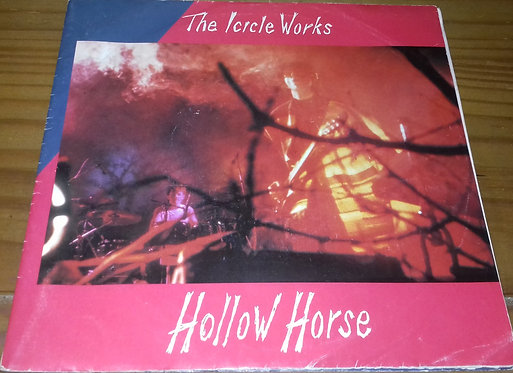 "The Icicle Works - Hollow Horse (7"", Single, Pos) (Beggars Banquet)"