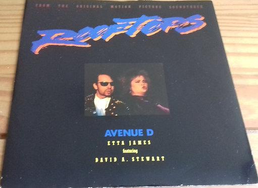 "Etta James Featuring David A. Stewart - Avenue D (From ""Rooftops"") (7"", Single)"