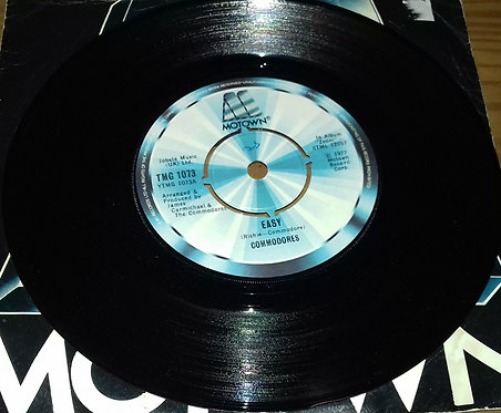 "Commodores - Easy (7"", Single) (Motown)"
