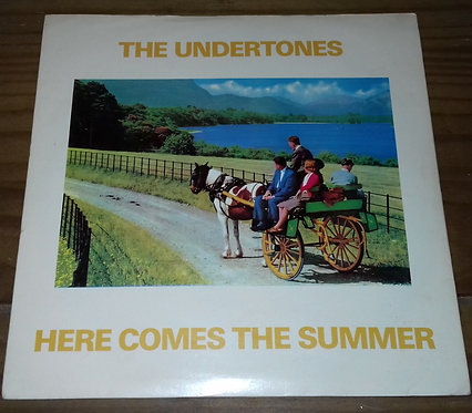 "The Undertones - Here Comes The Summer (7"", Single) (Sire)"