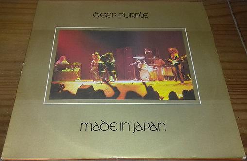 Deep Purple - Made In Japan (2xLP, Album) (Purple Records, Purple Records)