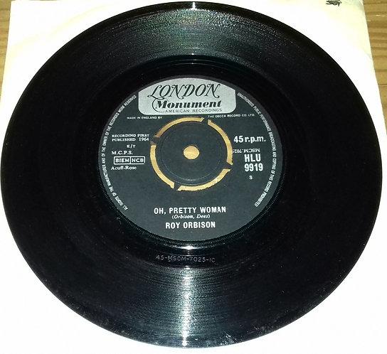 "Roy Orbison - Oh, Pretty Woman (7"", Single) (London Records, London American Re"