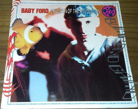 "Baby Ford - Children Of The Revolution (7"", Single) (Rhythm King Records)"