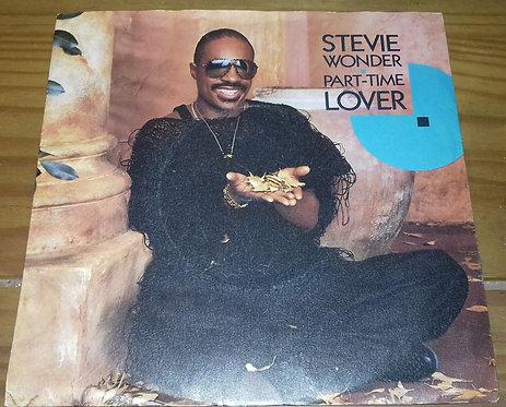 """Stevie Wonder - Part-Time Lover (7"""", Single) (Motown, Motown)"""