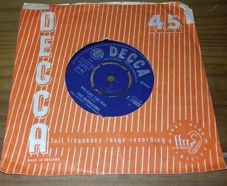 "The Dennisons - Walking The Dog (7"", Single) (Decca)"