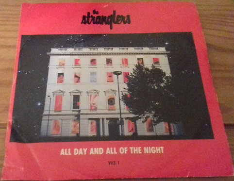 "The Stranglers - All Day And All Of The Night (7"", Single) (Epic)"