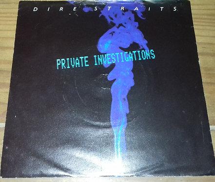 "Dire Straits - Private Investigations (7"", Sil) (Vertigo)"