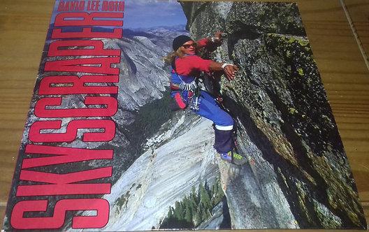 David Lee Roth - Skyscraper (LP, Album) (Warner Bros. Records, Warner Bros. Reco