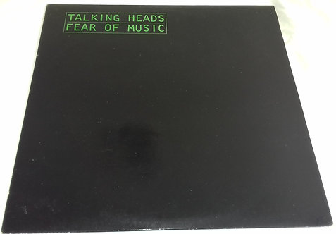 Talking Heads - Fear Of Music (LP, Album, Pla) (Sire)