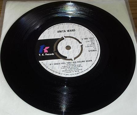 "Anita Ward - Ring My Bell (7"", Single, Pus) (T.K. Records)"