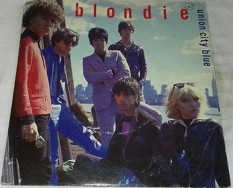 "Blondie - Union City Blue (7"", Single, Sil) (Chrysalis)"