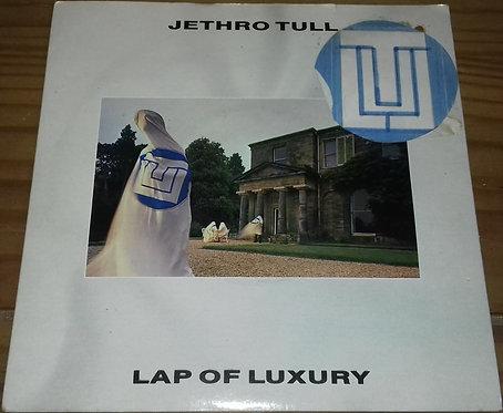 "Jethro Tull - Lap Of Luxury (7"", Single) (Chrysalis)"