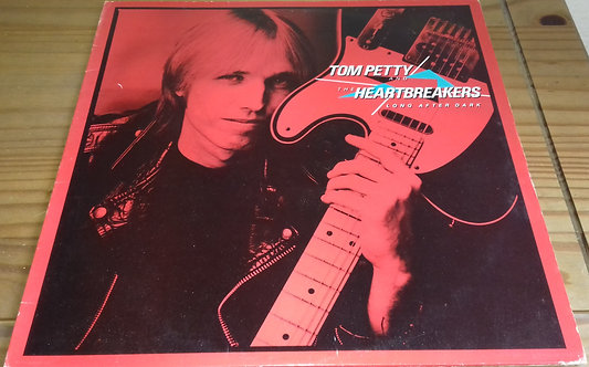 Tom Petty And The Heartbreakers - Long After Dark (LP, Album) (MCA Records, Back