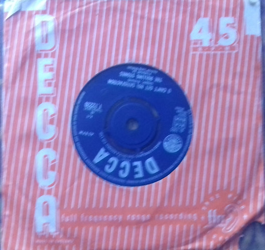 "The Rolling Stones ‎– (I Can't Get No) Satisfaction 7 "" Single"