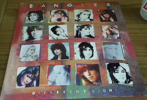 Bangles - Different Light (LP, Album) (CBS)
