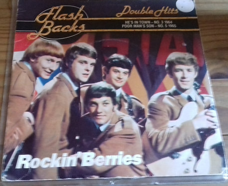 "Rockin' Berries* - He's In Town / Poor Man's Son (7"", Yel) (Pye Records, Pye Rec"