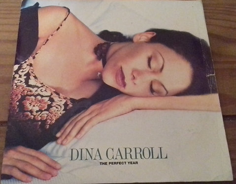 "Dina Carroll - The Perfect Year (7"", Single) (A&M PM, A&M Records, 1st Avenue Re"