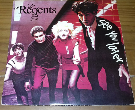 "The Regents - See You Later (7"", Single) (Arista)"
