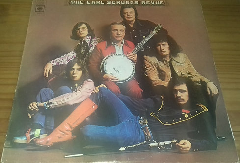 The Earl Scruggs Revue* - The Earl Scruggs Revue (LP, Album) (CBS)