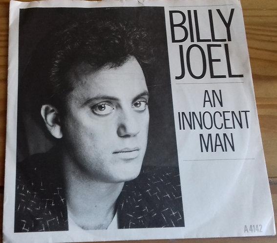 "Billy Joel - An Innocent Man (7"", Single, Sun) (CBS)"