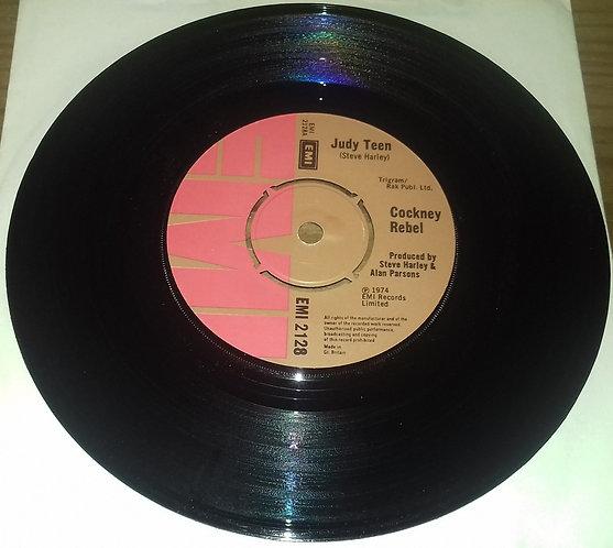 "Cockney Rebel - Judy Teen (7"", Single) (EMI)"