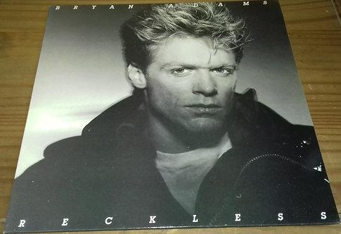 Bryan Adams - Reckless (LP, Album, RE) (A&M Records)