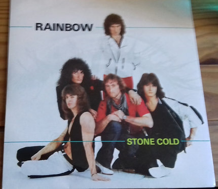 "Rainbow - Stone Cold (7"", Single) (Polydor, Polydor)"