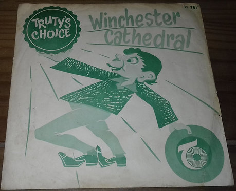 """The New Vaudeville Band - Winchester Cathedral (7"""", Single, Mono) (Fontana)"""
