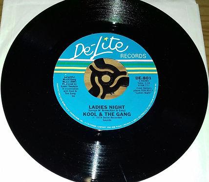 "Kool & The Gang - Ladies Night / If You Feel Like Dancin' (7"", Single, Styrene,"
