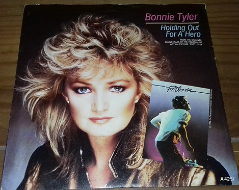 "Bonnie Tyler - Holding Out For A Hero (7"", Single) (CBS)"
