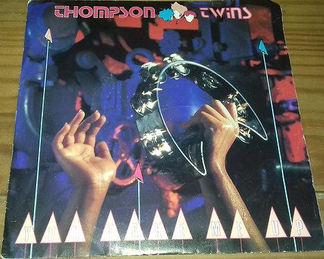 "Thompson Twins - You Take Me Up (7"", Single, Blu) (Arista)"
