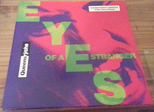 "Queensrÿche - Eyes Of A Stranger (12"", Ltd, Gat) (EMI USA, EMI USA)"