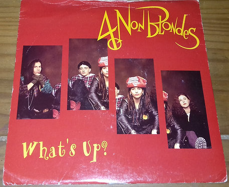 "4 Non Blondes - What's Up? (7"", Single) (Atlantic, Atlantic, Atlantic)"