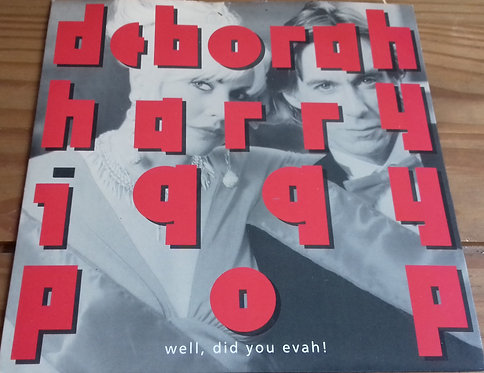 "Deborah Harry, Iggy Pop - Well, Did You Evah! (7"", Single) (Chrysalis)"