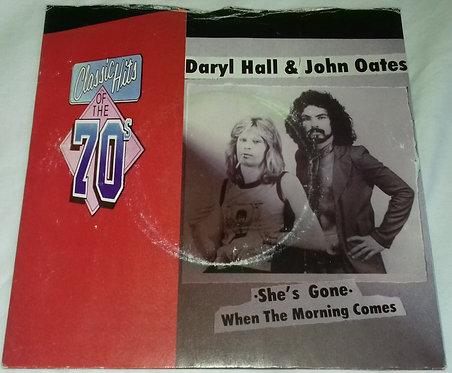 "Daryl Hall & John Oates - She's Gone (7"", Single) (Atlantic, Atlantic)"