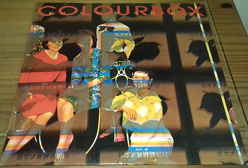Colourbox - Colourbox (LP, Album) (4AD)