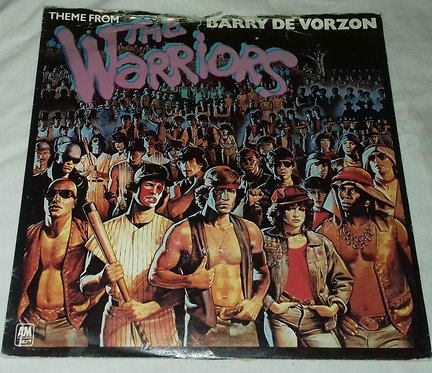 """Barry De Vorzon - Theme From """"The Warriors"""" (7"""", Single) (A&M Records)"""