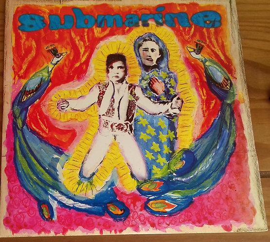 """Submarine  - Jnr. Elvis (7"""", Ltd) (Ultimate, Ultimate)"""