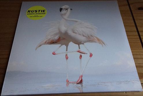 Rustie - Green Language (2xLP, Album) (Warp Records)