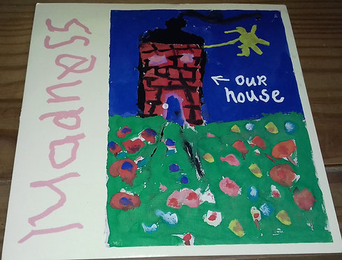 """Madness - Our House (7"""", Single, Sol) (Stiff Records)"""