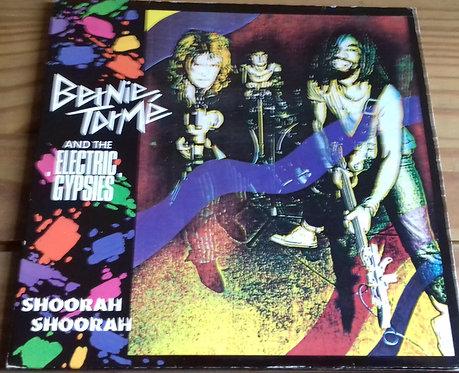 """Bernie Tormé And The Electric Gypsies - Shoorah Shoorah (2x7"""", Single) (Kamaflag"""