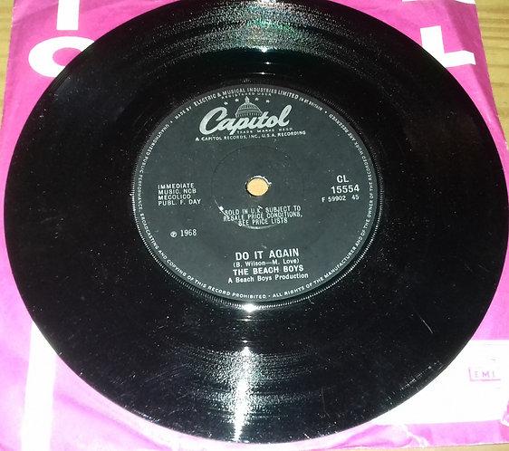 "The Beach Boys - Do It Again (7"", Single, Sol) (Capitol Records)"