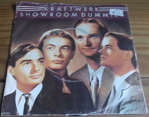 """Kraftwerk - Showroom Dummies (7"""", Single) (EMI)"""