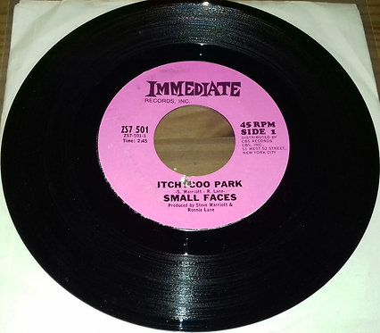 "Small Faces - Itchycoo Park (7"", Single, Pit) (Immediate)"