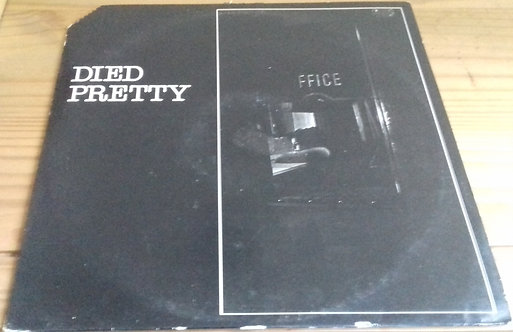 """Died Pretty - Blue Sky Day (12"""", EP) (What Goes On Records)"""